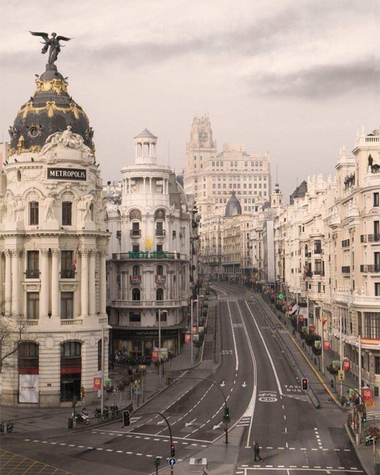 Koronavirus efekat: Pogledajte puste ulice svjetskih gradova