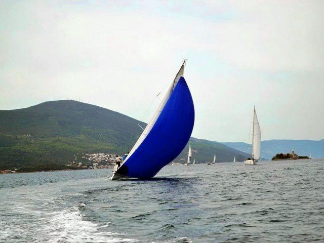 #Jedritisemora: Završena virtuelna Tivatska regata