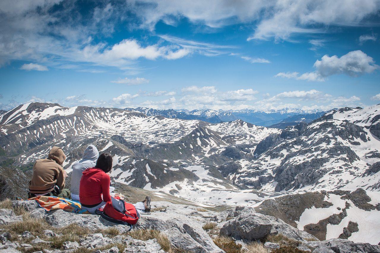 Prisjetimo se ljepota Kučkih planina!