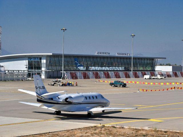 ACV: Od danas na Aerodromima Crne Gore dozvoljen nekomercijalni avio saobraćaj