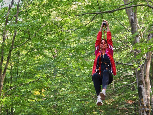 Vikend je za Avanturistički park Vrbanj!