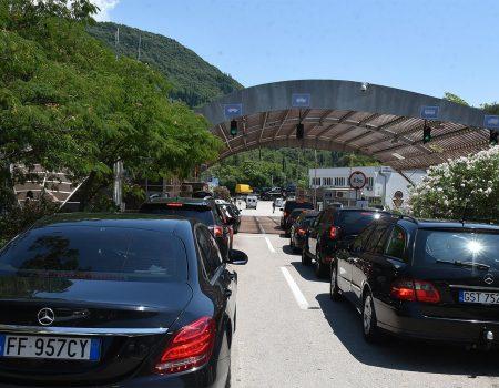 Crna Gora otvara sjutra sve granične prelaze