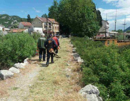 Pješačke staze u NP Skadarsko jezero spremne za posjetioce