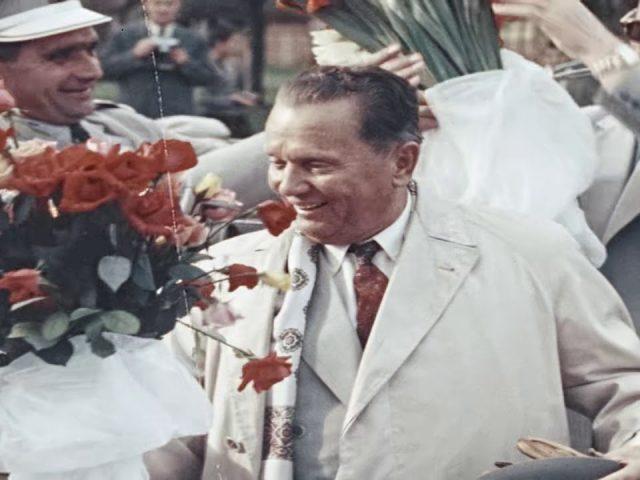 Vremeplov: Tito u Crnoj Gori septembra 1959.