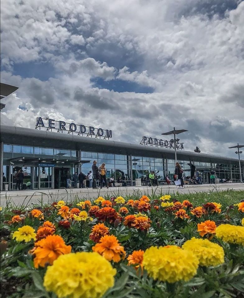 Otvoreni aerodromi u Podgorici i Tivtu