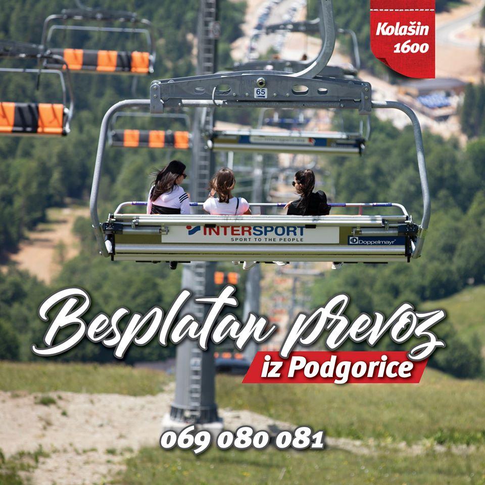 Skijališta Crne Gore: Ljetnja sezona otvara se 13. juna