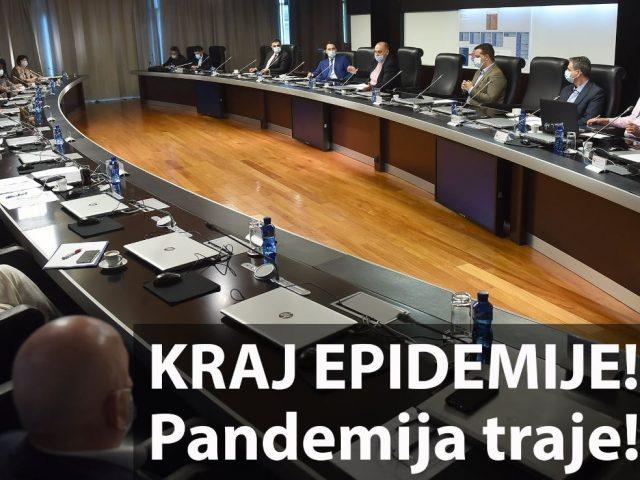 U Crnoj Gori proglašen kraj epidemije koronavirusa!