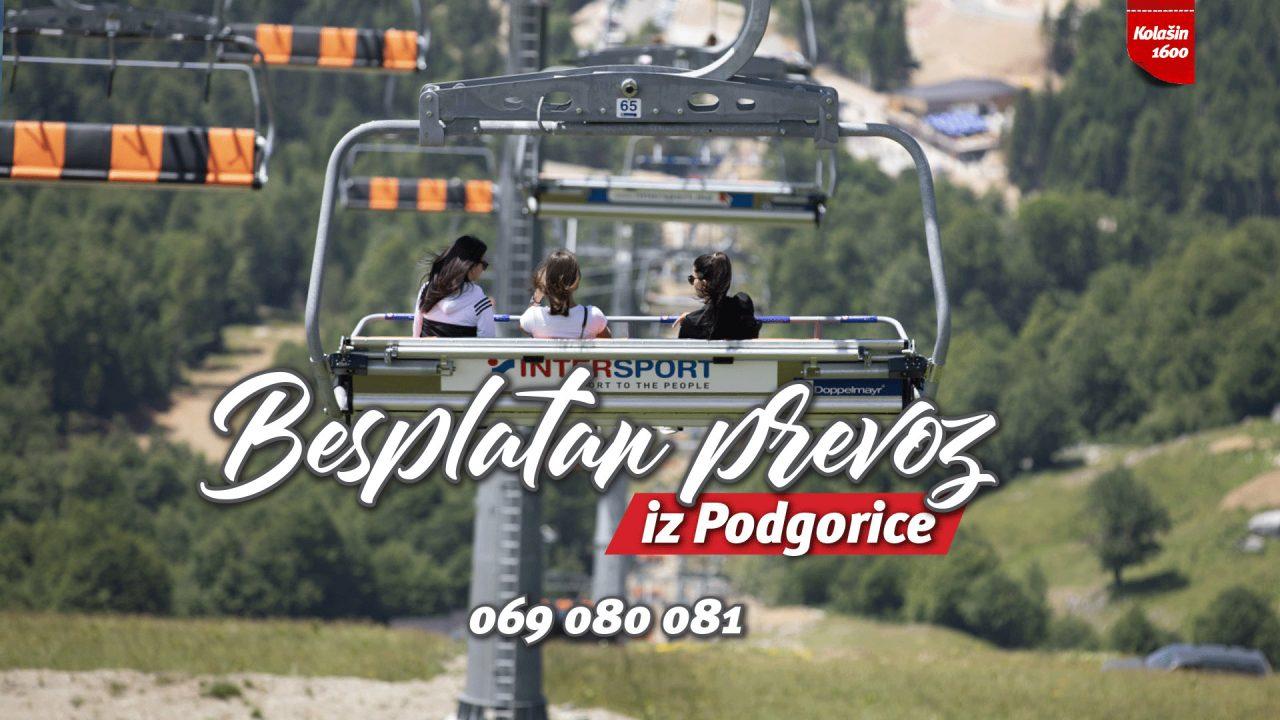 Za vikend otvaranje ljetnje sezone na skijalištu Kolašin 1600