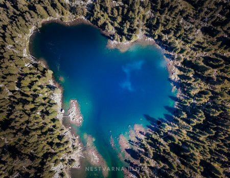 Hridsko jezero – skandinavski pejzaž u crnogorskom kršu