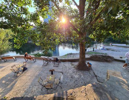 Podgorička plaža Sastavci – omiljeno mjesto u novom ruhu