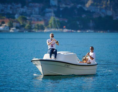 KotorArt: Probudite se uz zvuke Bokeljske mornarice
