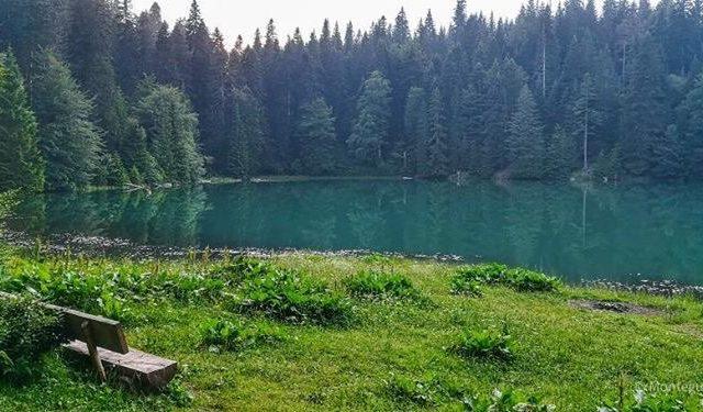 Vodimo vas do jezera gdje se telefoni i internet zaboravljaju!