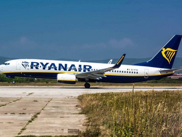 Ryanair obnovio letove sa Crnom Gorom