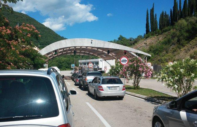 Ovo su uslovi za ulazak u Hrvatsku iz Crne Gore