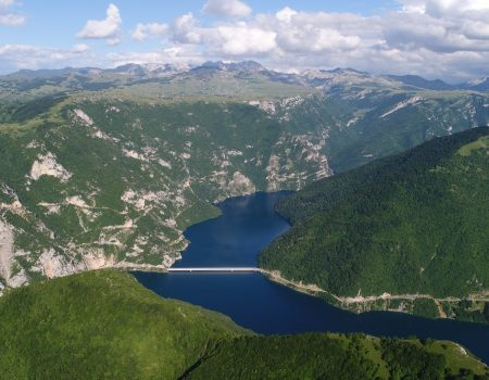 Enjoy the wild beauty of Montenegro from home