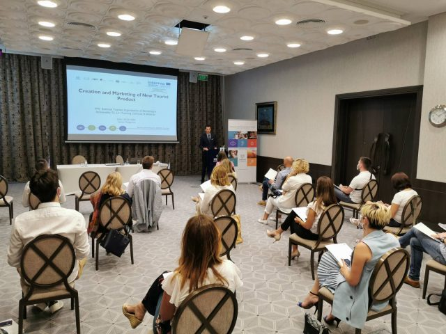 Na ADRION 5 Senses seminaru o marketingu u turizmu