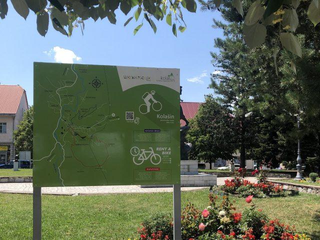 Nove biciklističke staze u Kolašinu