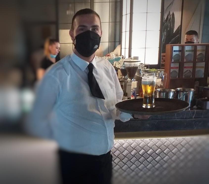 """Pivara """"Trebjesa"""" podržala ugostiteljske objekte širom zemlje, podijelili 6.000 maski"""