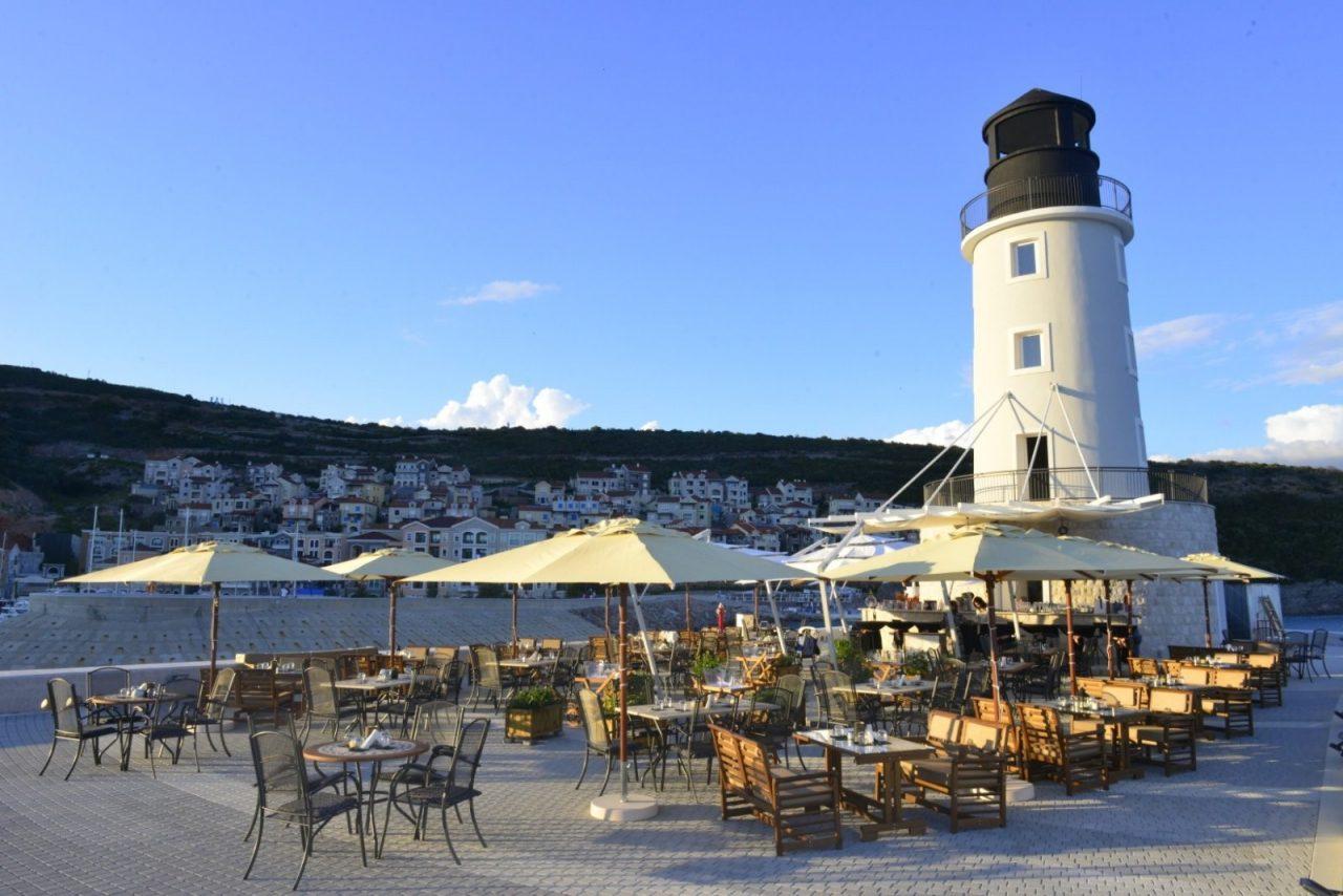 Svjetionik – kafić na Luštici je nova atrakcija koju morate posjetiti