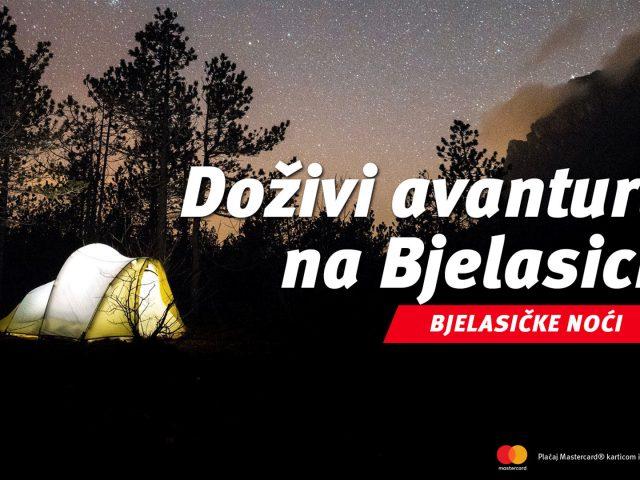 Doživite bjelasičke noći, kampujte na planini!
