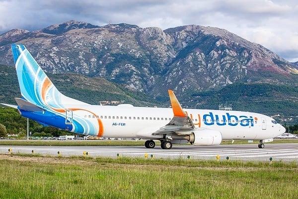 Prvi let iz Dubaija za Tivat u ovoj sezoni