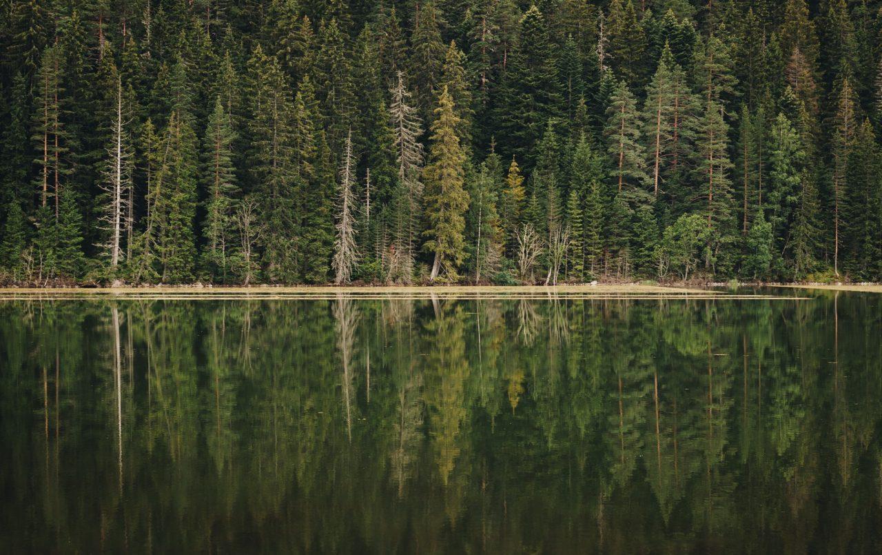 Zminičko – jezero koje miriše na jesen