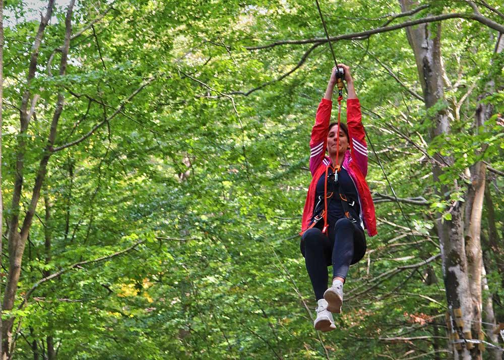#PosjetiOsjetiOrjen: Poklanjamo karte za Avanturistički park Vrbanj!