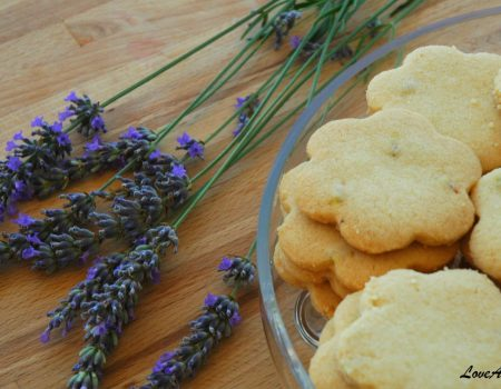 Zaboravljeni recept: Keks od lavande