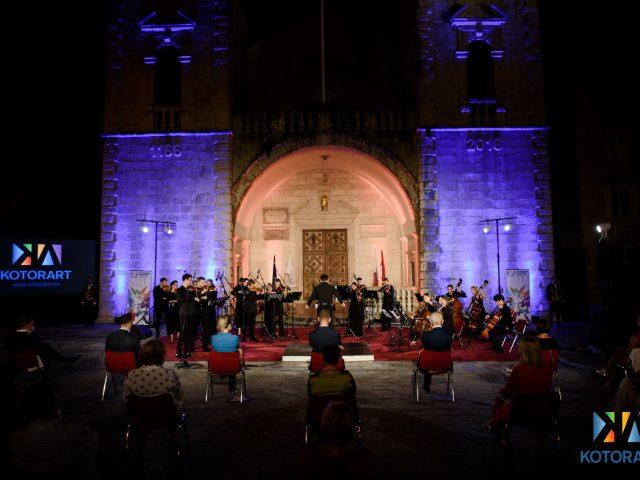 Pokazali da se ne moramo odreći umjetnosti: KotorArt Don Brankovi dani muzike svečano zatvoreni