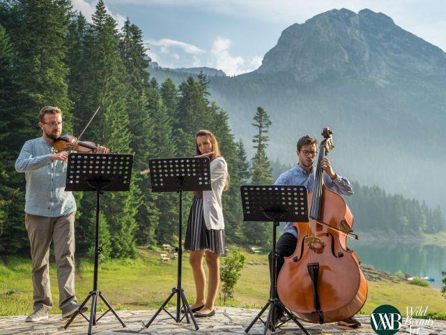 Uživajte u zvucima džeza na Crnom jezeru