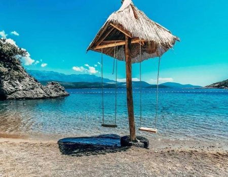 Sweet secret of Tivat: Velja Spila beach