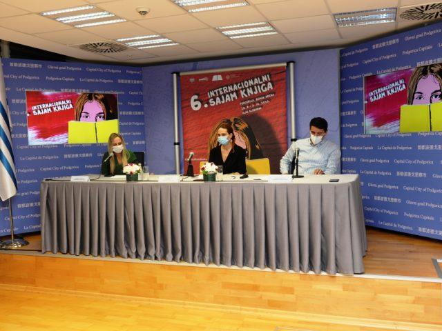 Sajam knjiga od 29. septembra do 3. oktobra u Podgorici