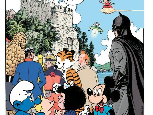 Herceg Novi te zove na strip festival!