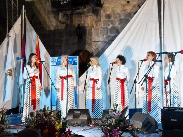 Ne propustite: Festival klapa 11. i 12. septembra u Perastu!