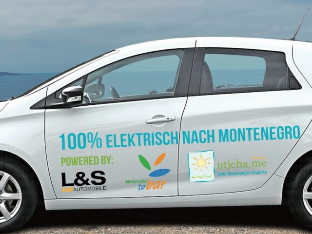 Električnim automobilom od Hamburga do Bara