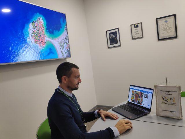 NTOCG predstavlja ponudu destinacije na on-line događaju za njemačke medije