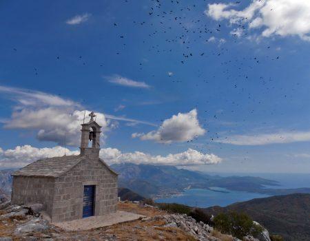 Sveti Ilija – jedan od najljepših vidikovaca Boke
