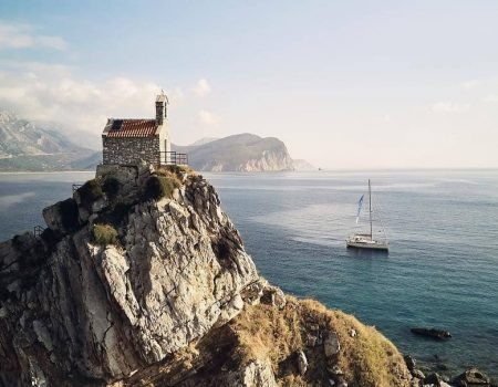 A story about tiny Petrovac islands