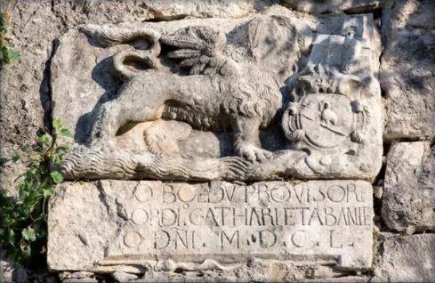 Istorijsko nasljeđe: Lavovi Svetog Marka u Kotoru