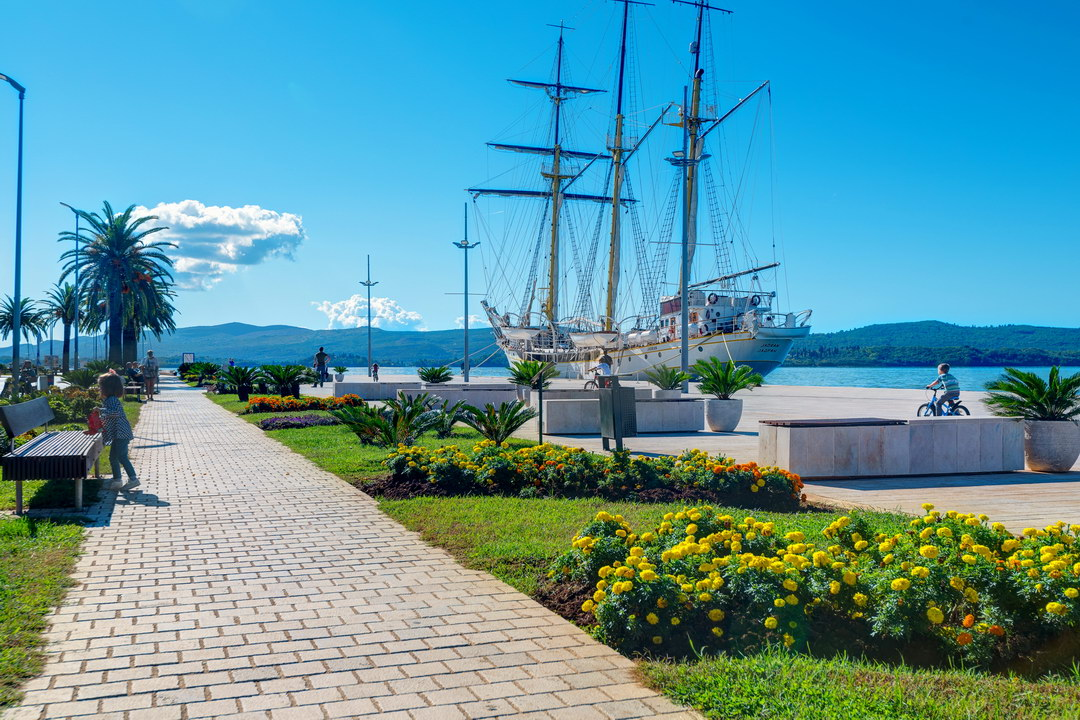 U Tivtu zabilježen porast broja turista