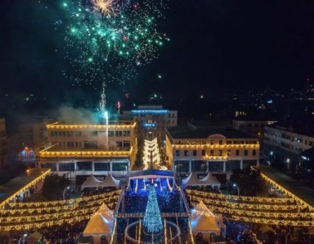 Podgorica planira proslavu Nove godine na trgu