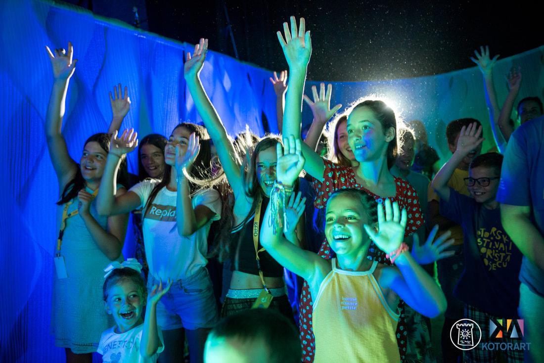 Pogledajte program Kotorskog festivala pozorišta za djecu