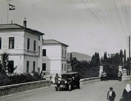 Njegoševe ulice Crne Gore