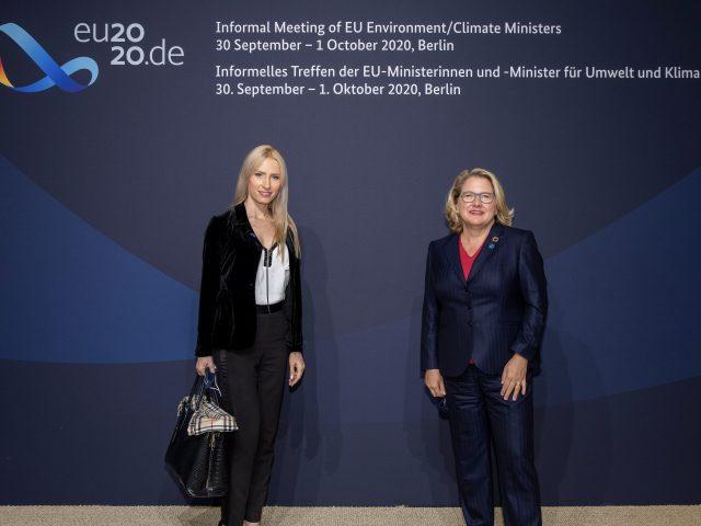 Održan neformalni sastanak ministarki i ministara za životnu sredinu EU i država kandidata