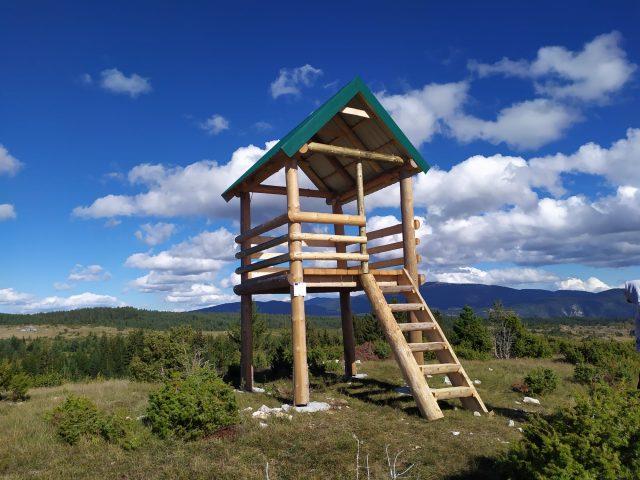 Novo u Parku prirode Piva – posmatranje ptica i divljih životinja