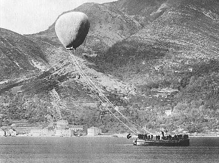 Lepetane – mjesto odakle su nekada uzlijetali baloni