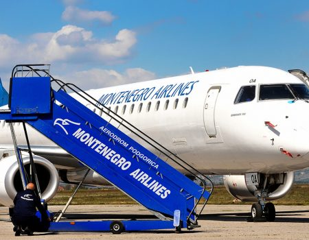 Montenegro Airlines od danas više ne leti