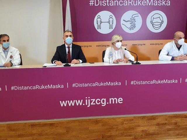Ovo su nove mjere u Crnoj Gori koje važe do 1. decembra