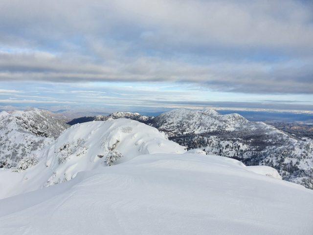 #PosjetiOsjetiOrjen: Snijeg i na ovoj planini
