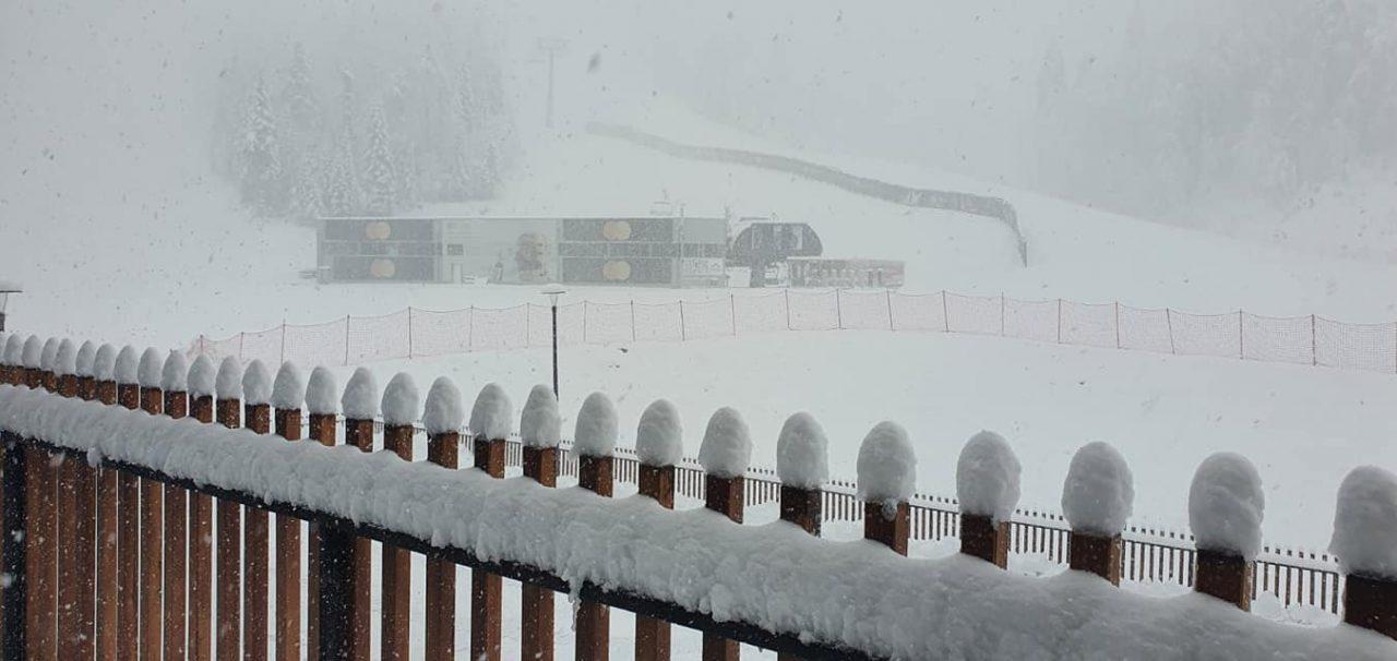Od danas uslovi za skijanje na stazama Kolašin 1600